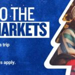 Take a trip to the Christmas markets